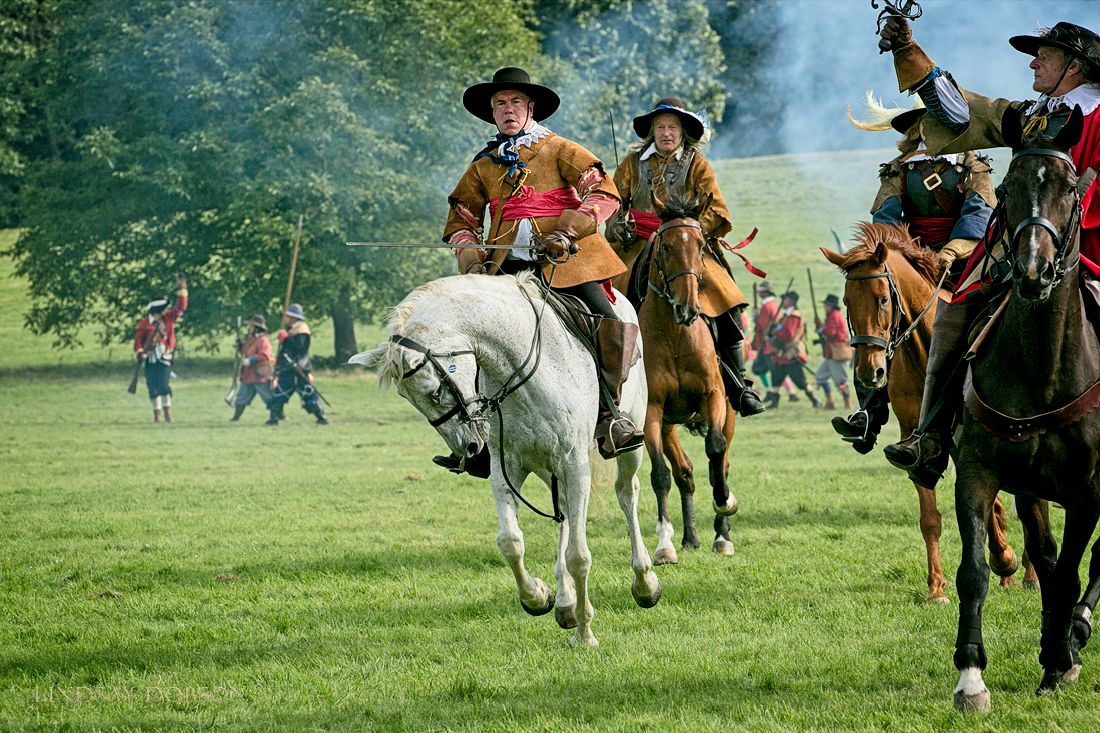 sealed knot cavalry