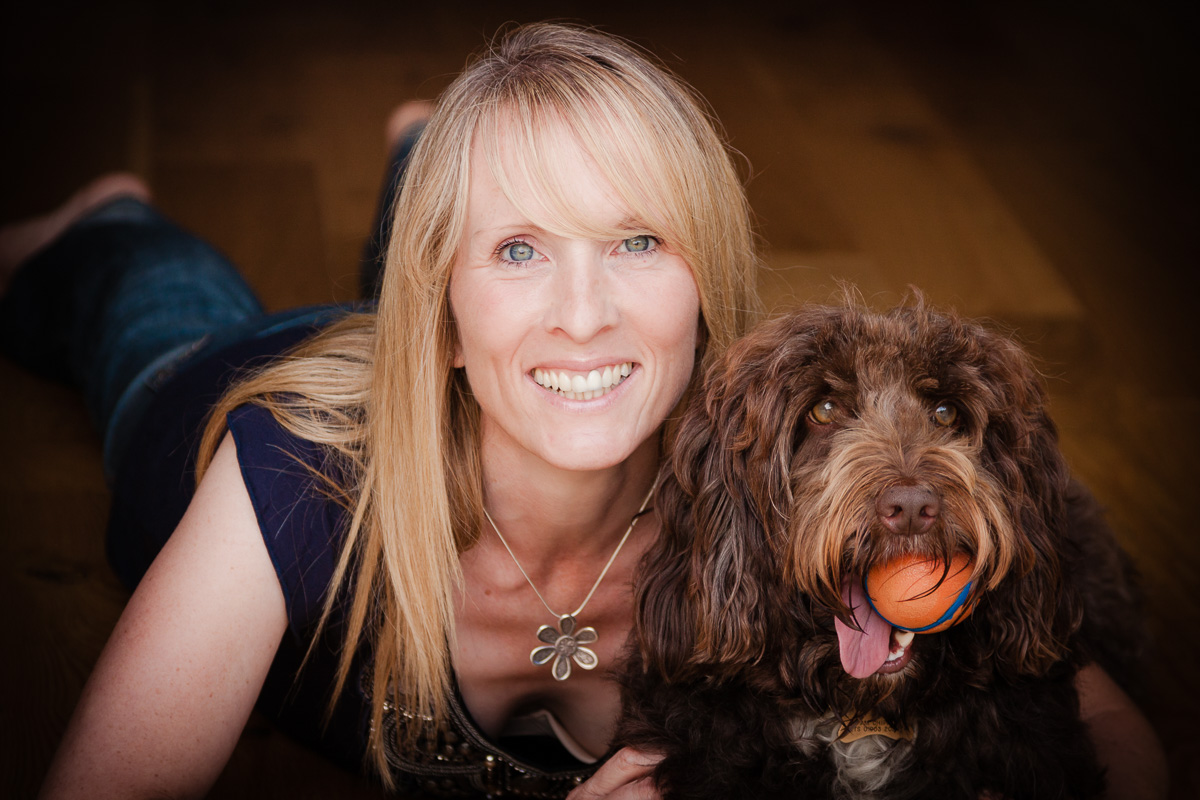 DON'T FORGET TO INCLUDE THE DOG - Family pets are just that - they're members of the family. Providing the pet is well enough behaved it's thoughtful to include him or her in the photoshoot