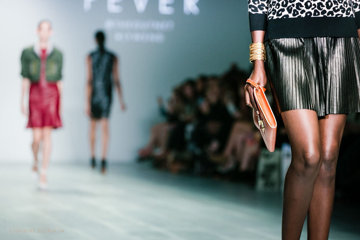 fashion catwalk show photographer london