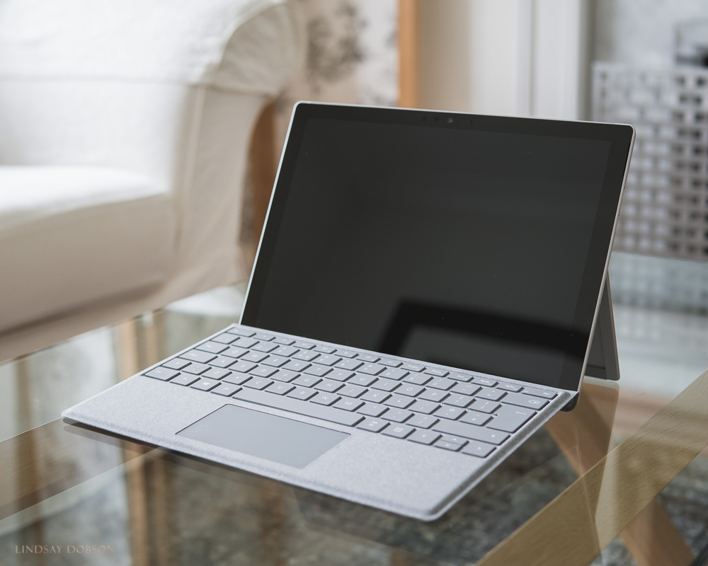 The Microsoft Surface Pro 6 is both a powerful laptop and a stunning Windows tablet rolled into one