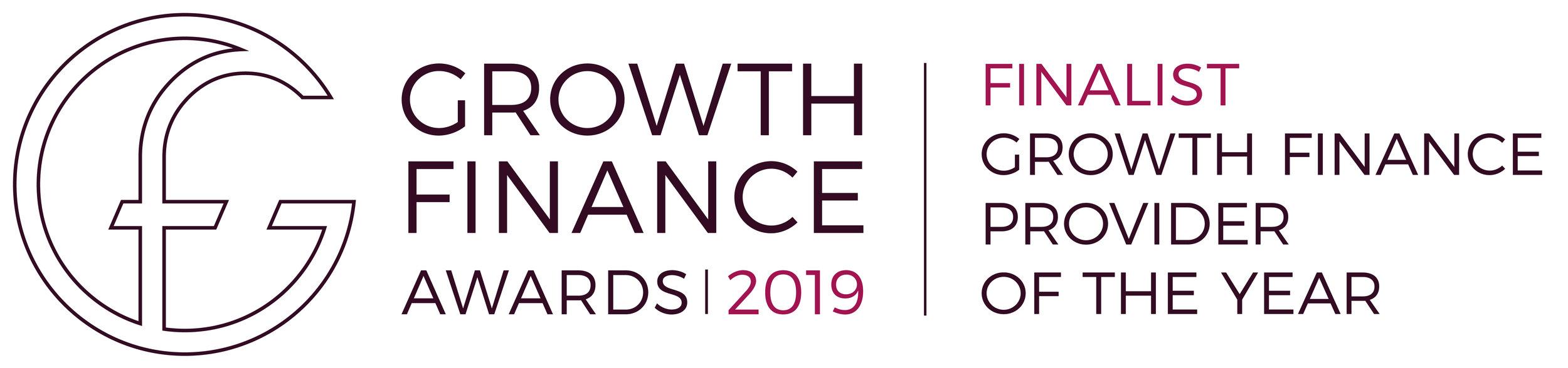 GFA 2019 finalist logo - Growth finance provider of the year.jpg
