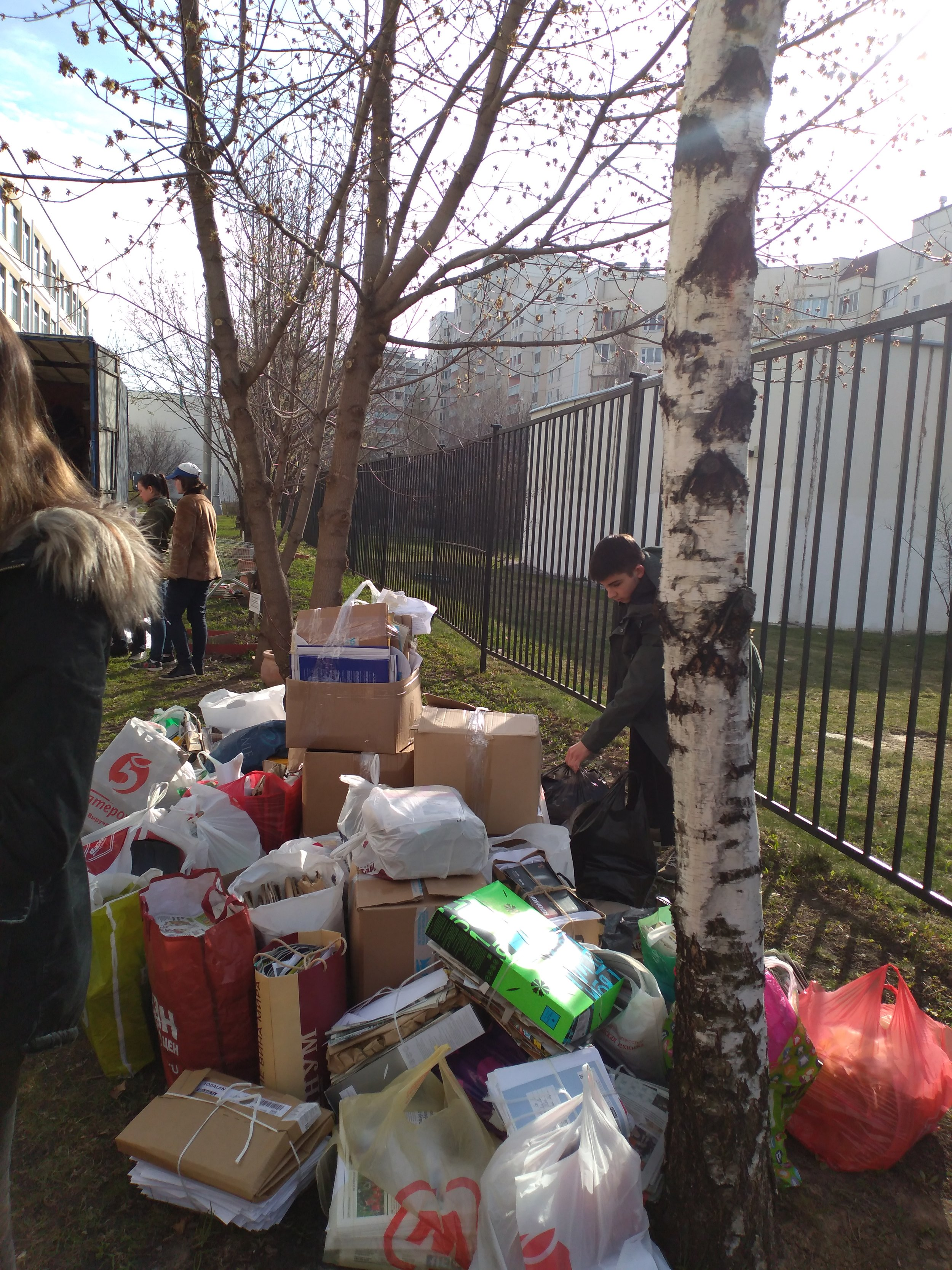 Moscow  Secondary School 2009 - Reduce, reuse, recycle2.jpg