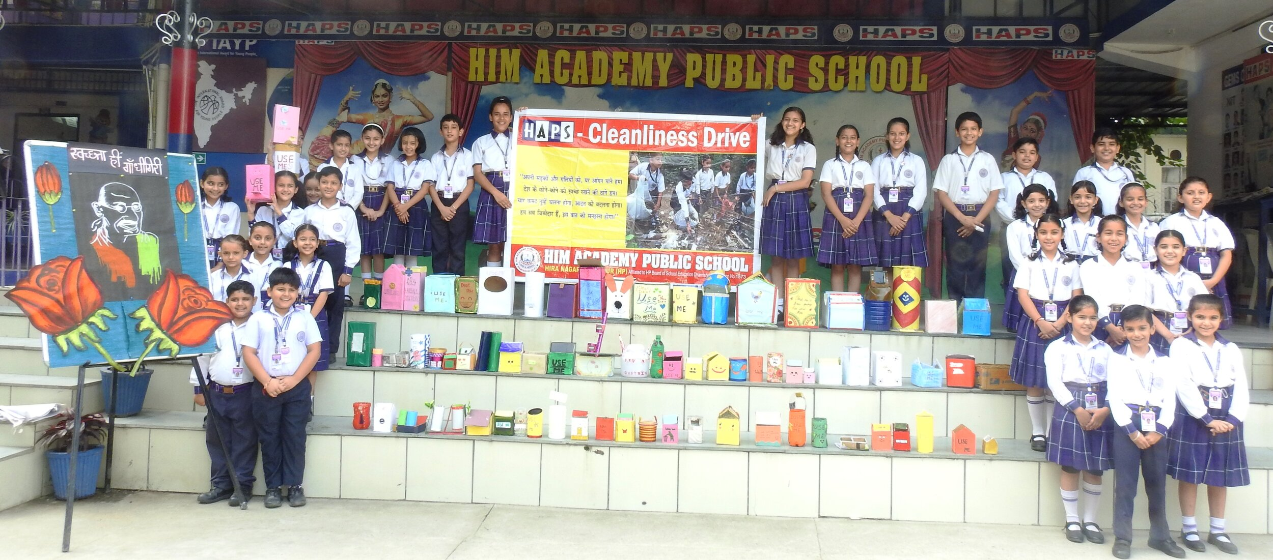 HAPS - Cleanliness Drive1.JPG