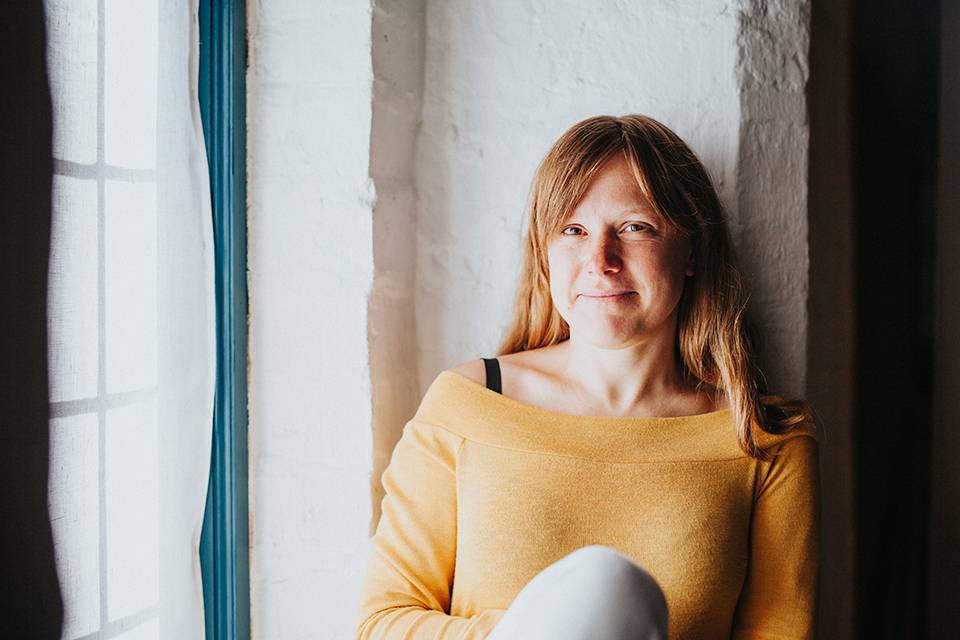 Sofie Bergkivst. Foto: Malin Kihlström