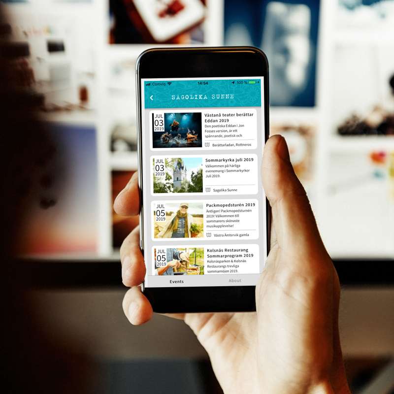 JUST NU - I höst lanserar OnSpotStory och ORD & TEXT ett nytt samarbete i form av innehållspaket. Vill du ha hjälp med att skapa manus till din guide-app är det här lösningen.