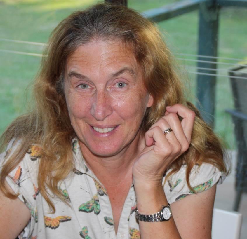 Dr Barbara Cook, BSc PhD Cape Town