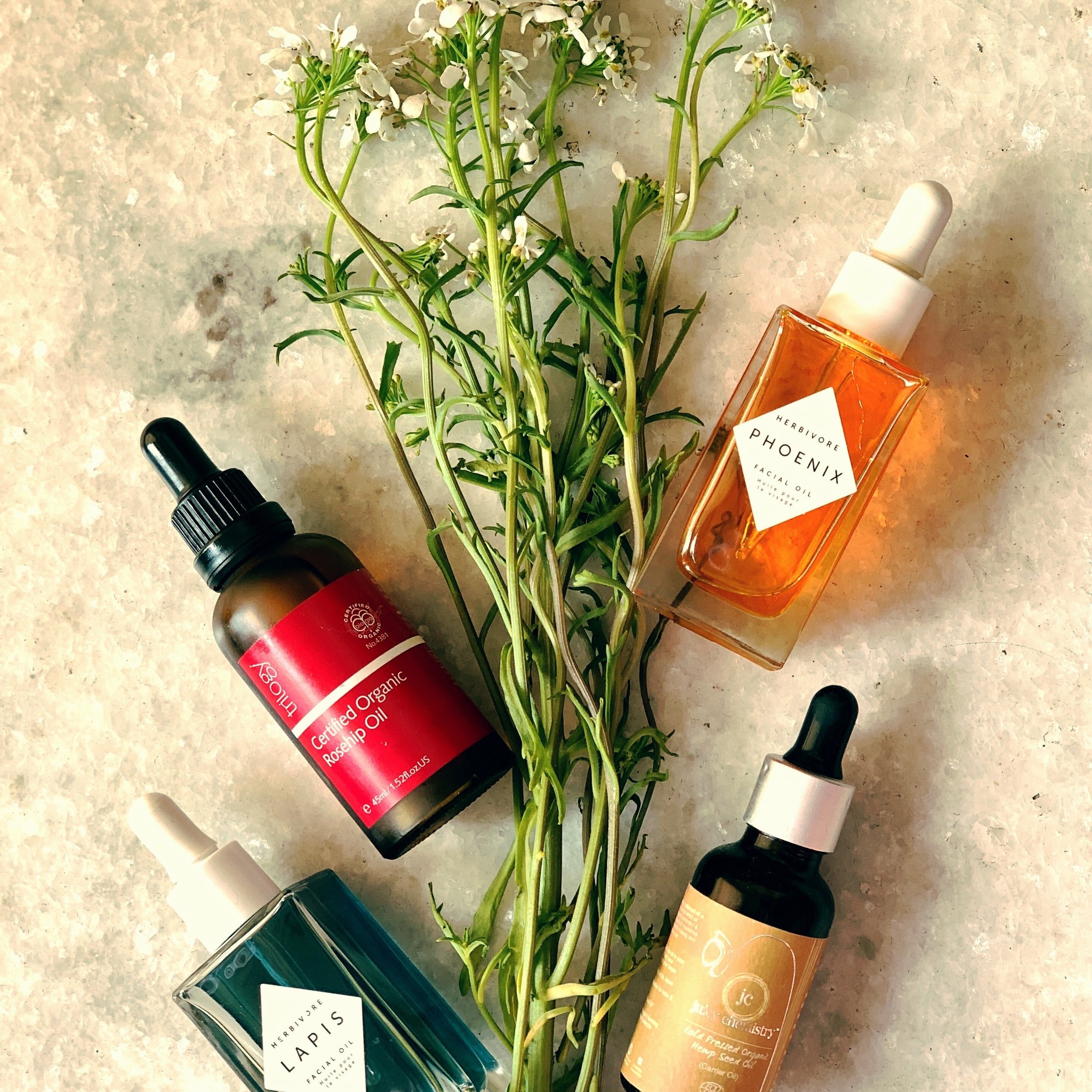 How to choose the right oil for your skin type ? — SSKIN SCHOLAR
