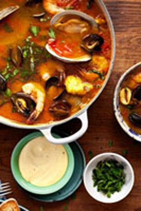 """The Catchiest Fish Stew"" The Wall Street Journal"