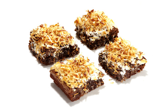 """Recipes for Sweet and Savory Bars"" The Wall Street Journal"