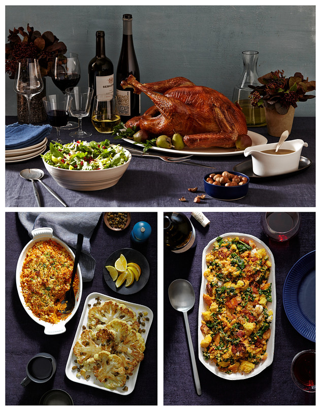 """How to Keep Your Cool While Cooking Thanksgiving Dinner"" The Wall Street Journal"