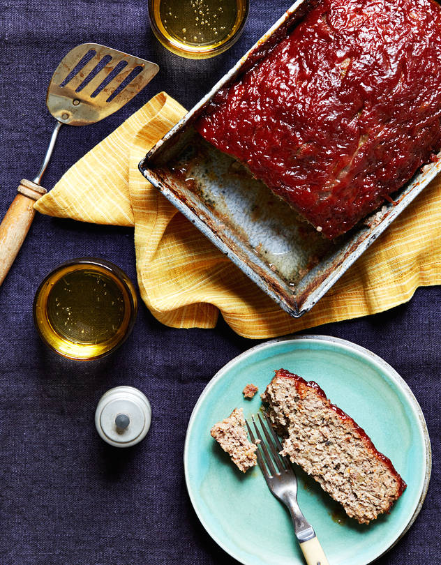 """Recipes for a Meatloaf Makover"" The Wall Street Journal"