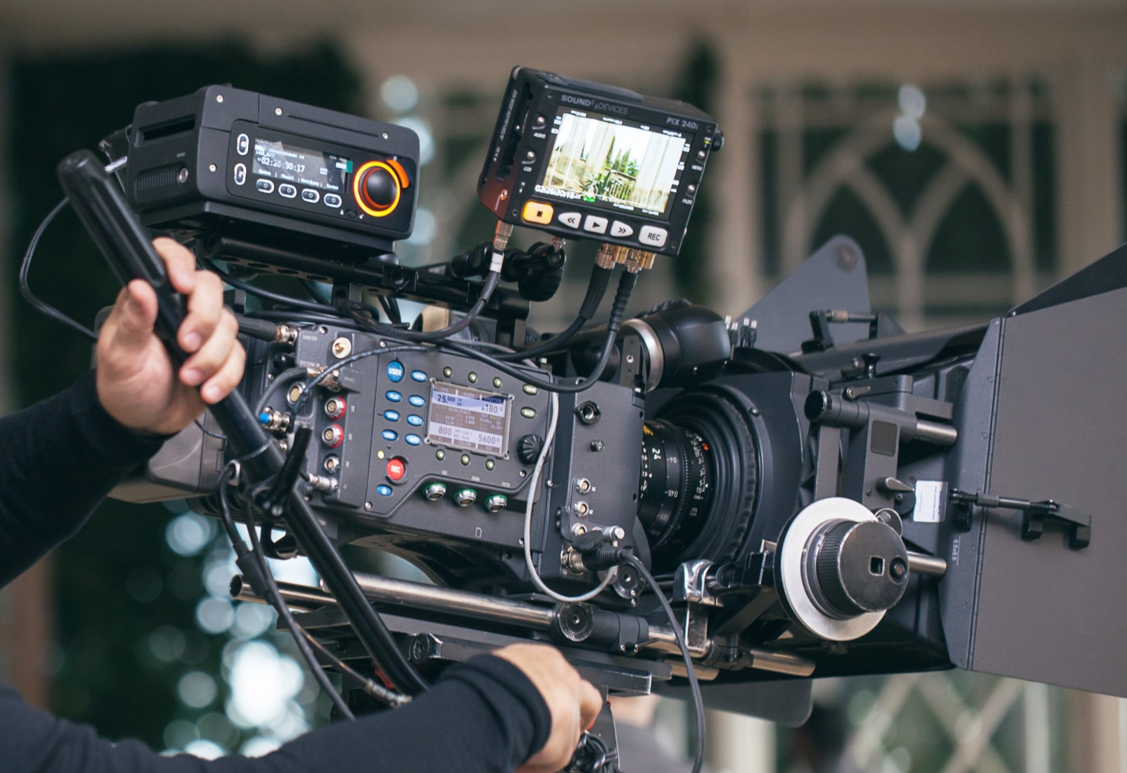 Production - Single & Multiple CameraStudio & On LocationGreen ScreenStill & Time-lapseAerial Platform