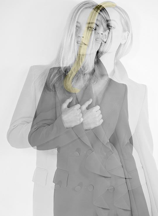 Dress:  Msgn