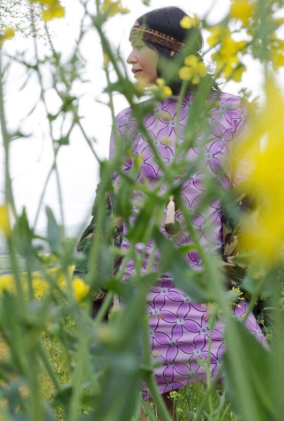 Dress: Mayamikos, £90