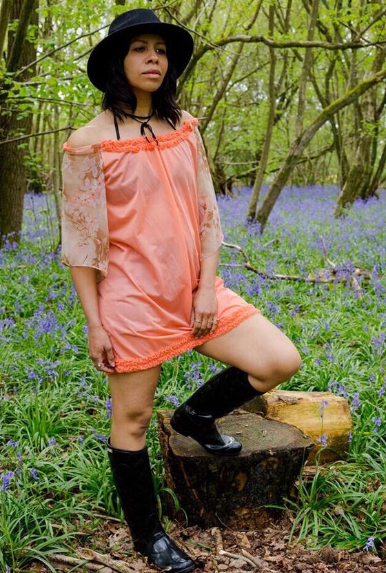 Dress: LALLAXRR