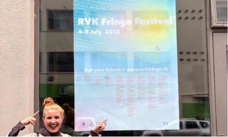 RVK Fringe program 2018 + Nanna Gunnars