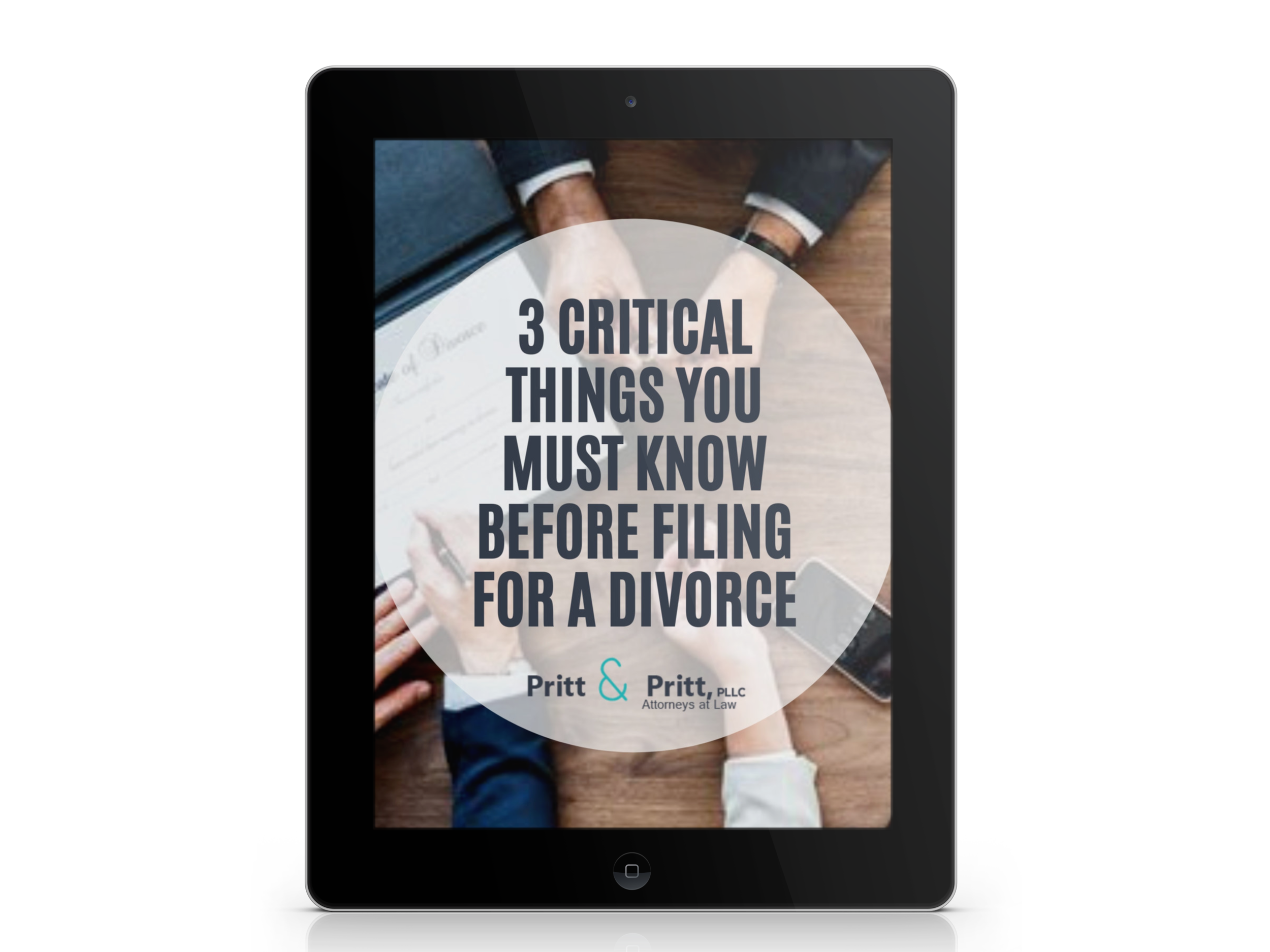3 Critical Things You Must Know Before Filing for a Divorce