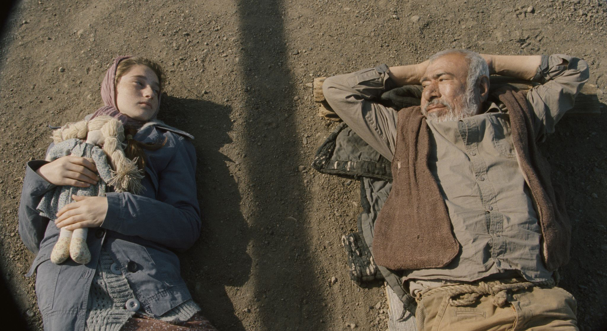 Corn Island - A feature film by George Ovashvili