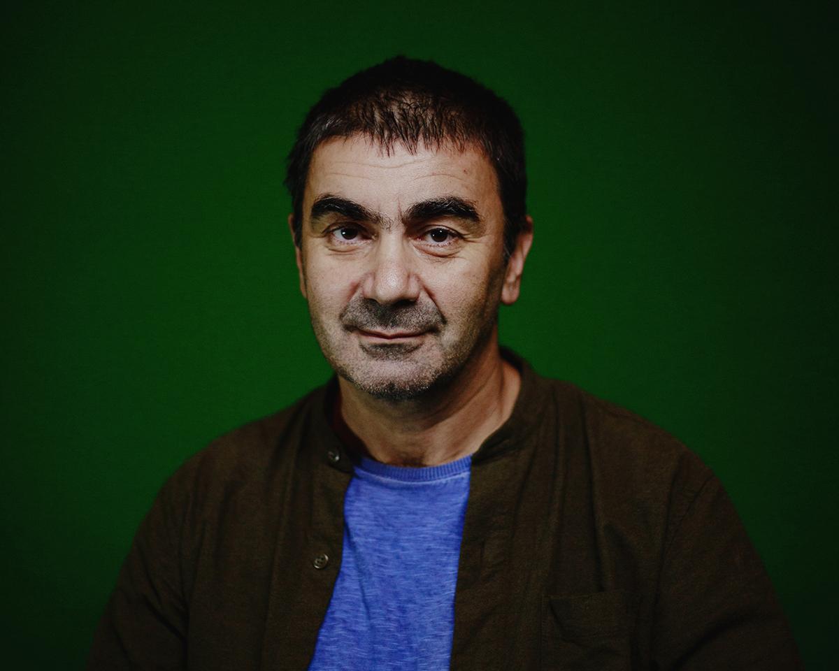 GEORGE OVASHVILI   Executive Producer / Founder