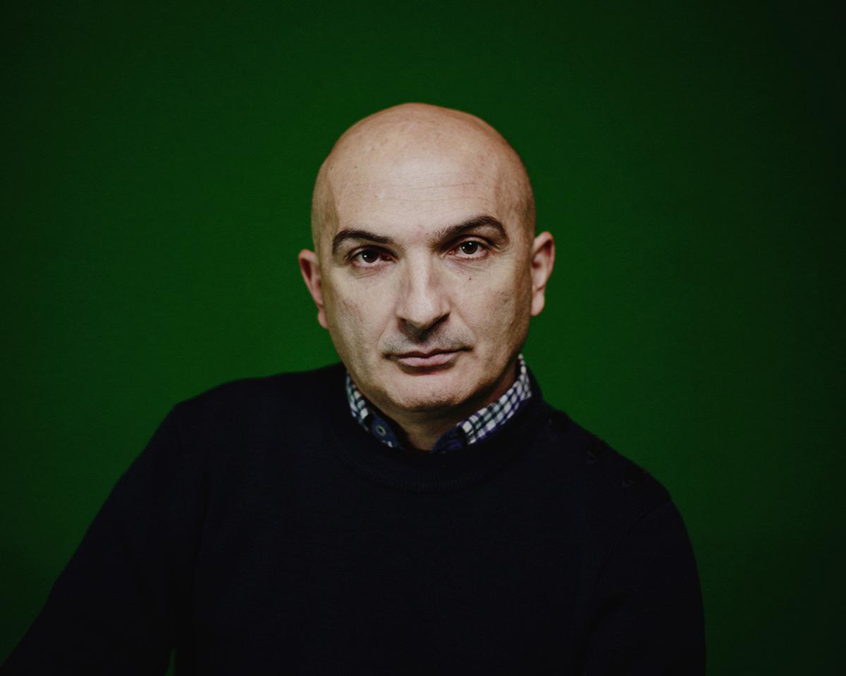 Бадри Сипрашвили   Руководитель Технического Отдела / Oснователь