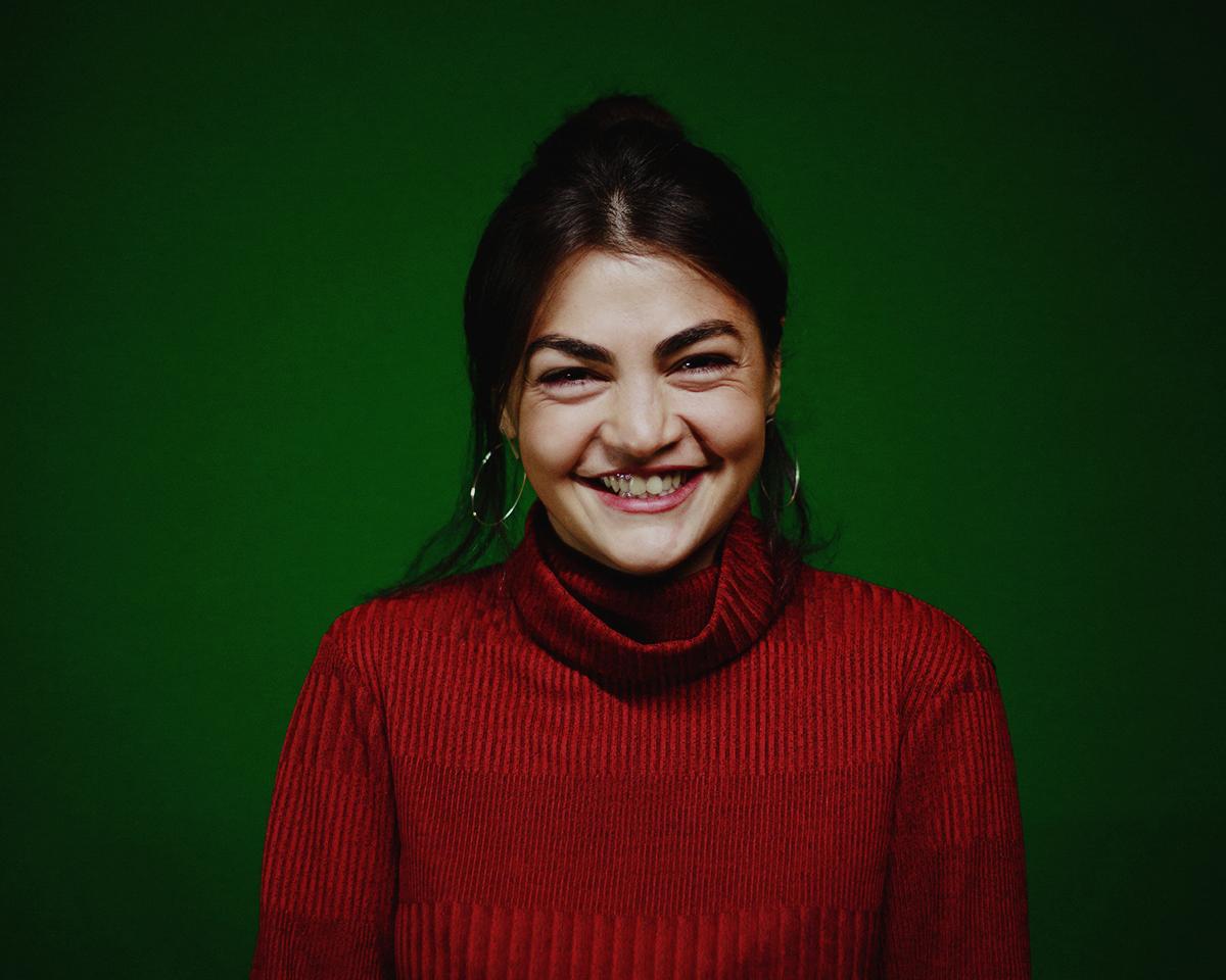 TAMUNA GOGIBERIDZE   Production Assistant