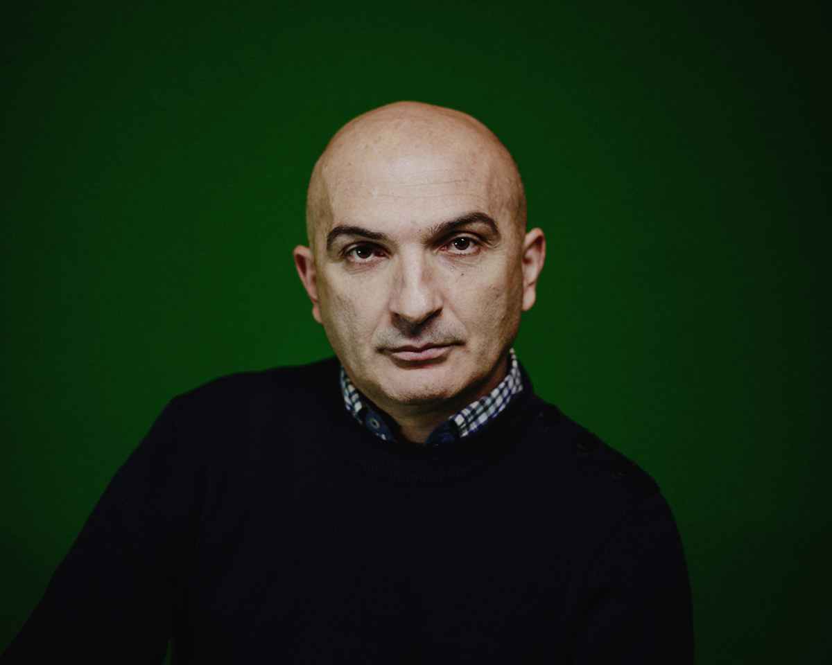 BADRI SIPRASHVILI   Head of Technical Department / Founder