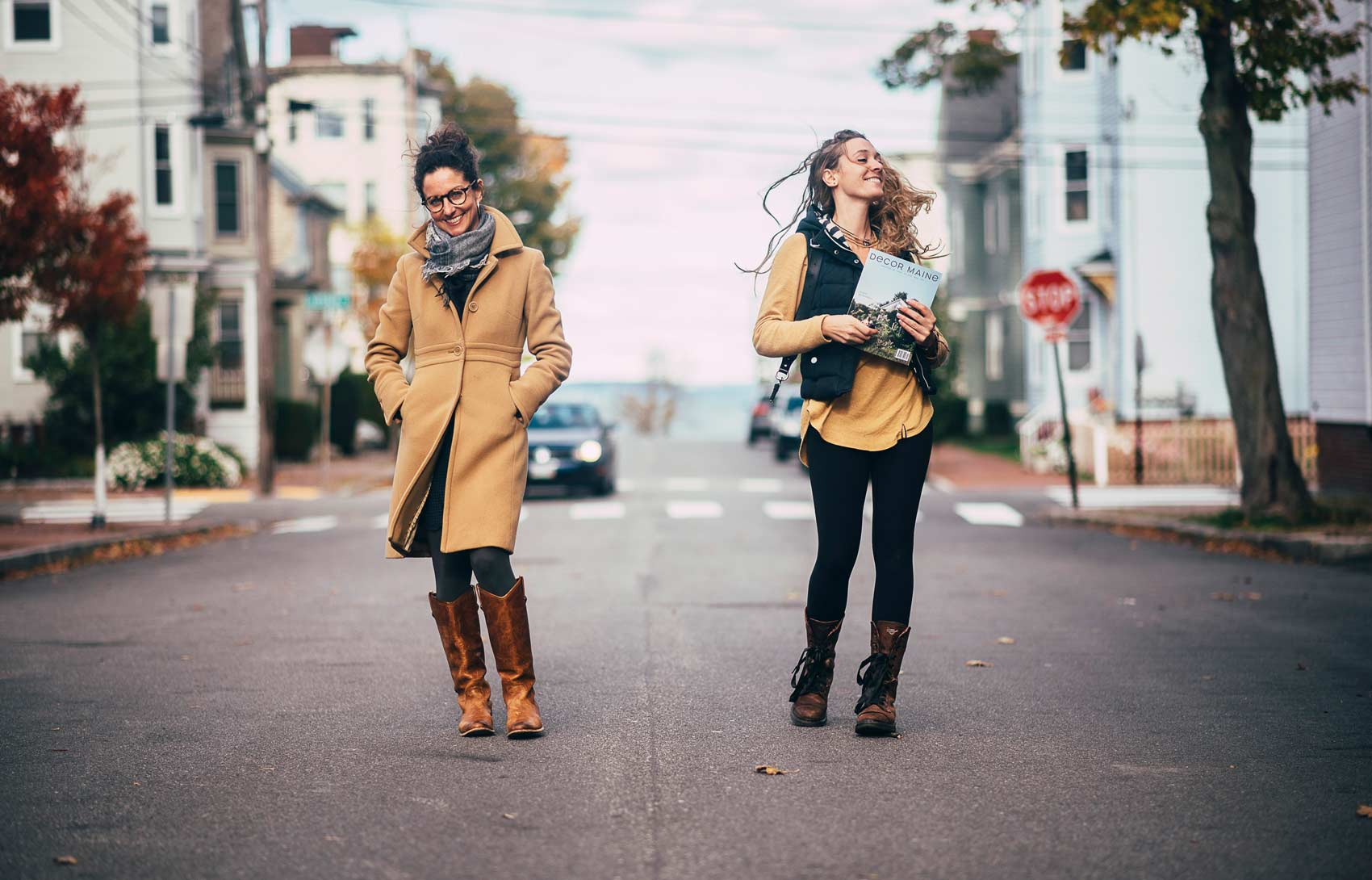 Writer/photographer duo Susan Grisanti and Lauryn Hottinger recently spent a Sunday wandering around Biddeford, equipped with a short list of recommendations from friends, an early dinner reservation at Elda, and a shared watchfulness. Their discoveries kindled a desire to share the experience in this column, which will continue every month in a new Maine town.