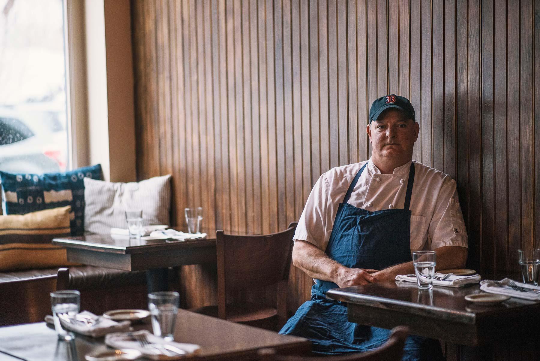 Chef Patrick Duffy