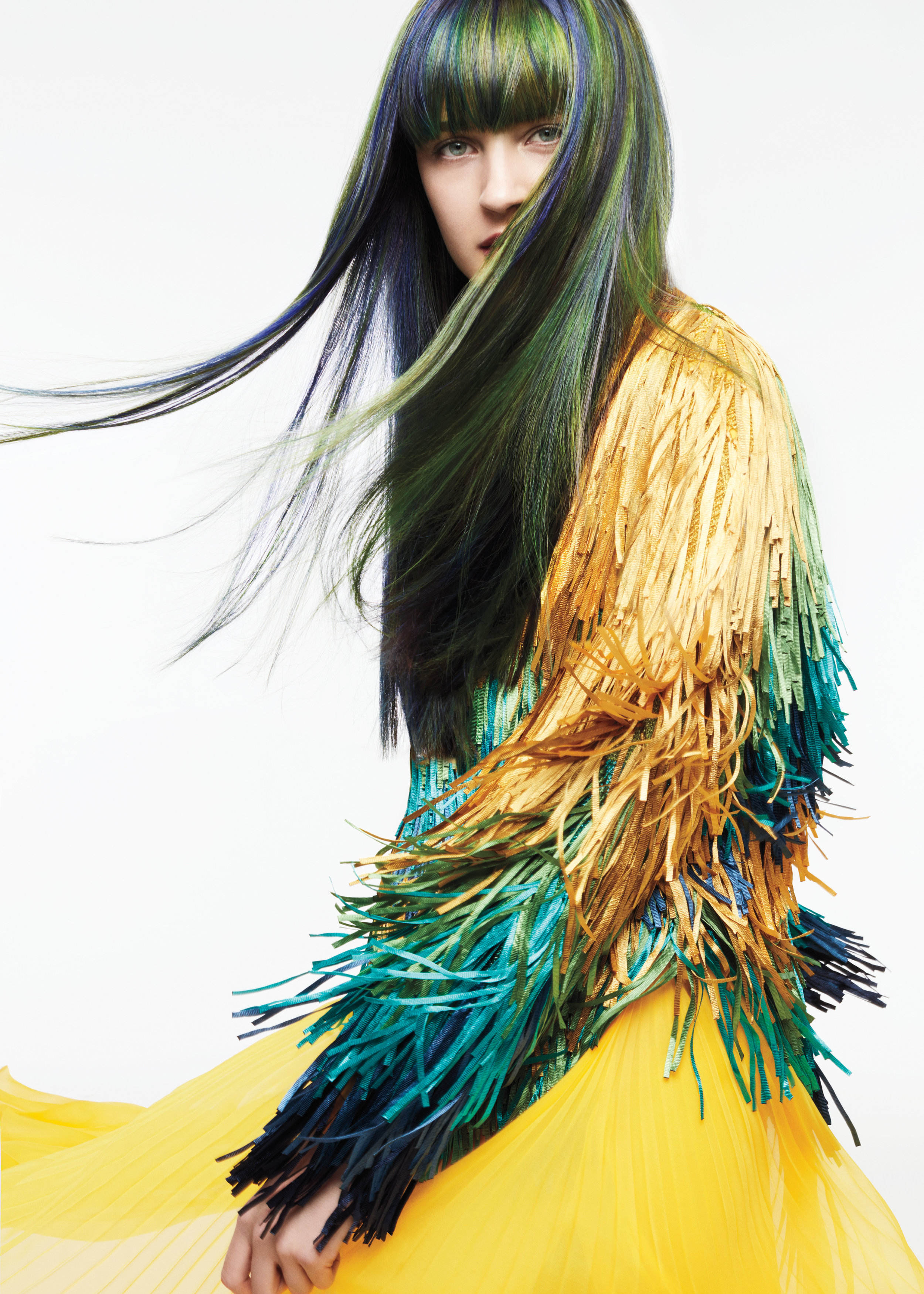 HAIR COLOR -