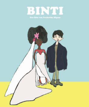 BINTI RECEIVES NETHERLANDS PRODUCTION INCENTIVE - Our coproduction Binti receives funding by the Netherlands Production Incentive. The film is produced by Bulletproof Cupid. Binti is written and directed by Frederike Migom.Congolese Binti (12) has lived in Belgium her whole life and dreams of being a famous youtuber/vlogger. When she and her dad Jovial are being deported, Binti sees but one solution: her dad has to marry the mom of Belgian Elias (11).Bini is currently shooting in Belgium.