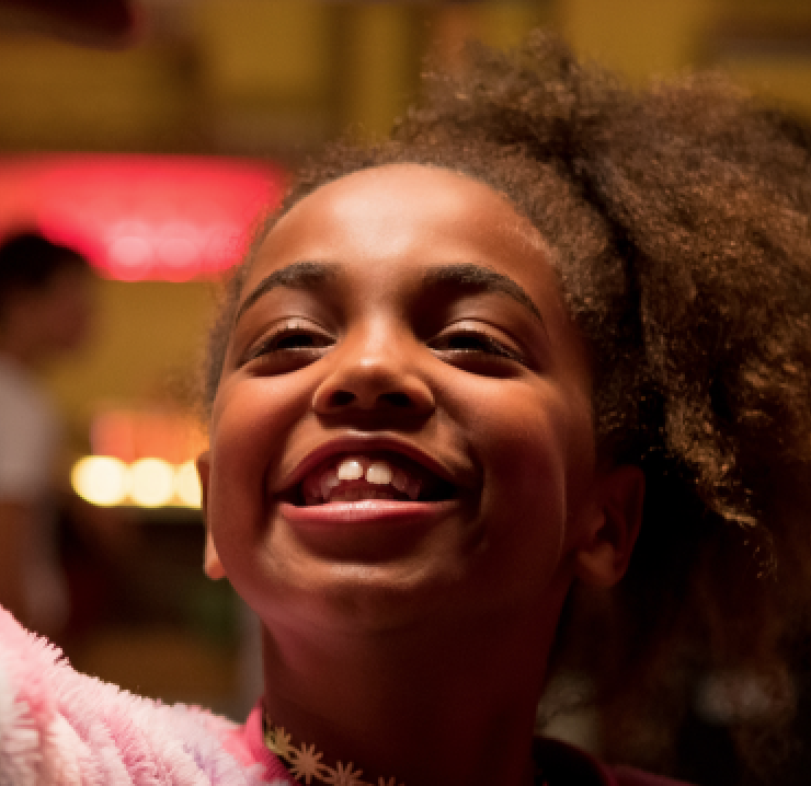 BINTI - Congolese Binti (12) has lived in Belgium her whole life and dreams of being a famous youtuber/vlogger. When she and her dad Jovial are being deported, Binti sees but one solution: her dad has to marry the mom of her best friend Elias (11).LEARN MORE