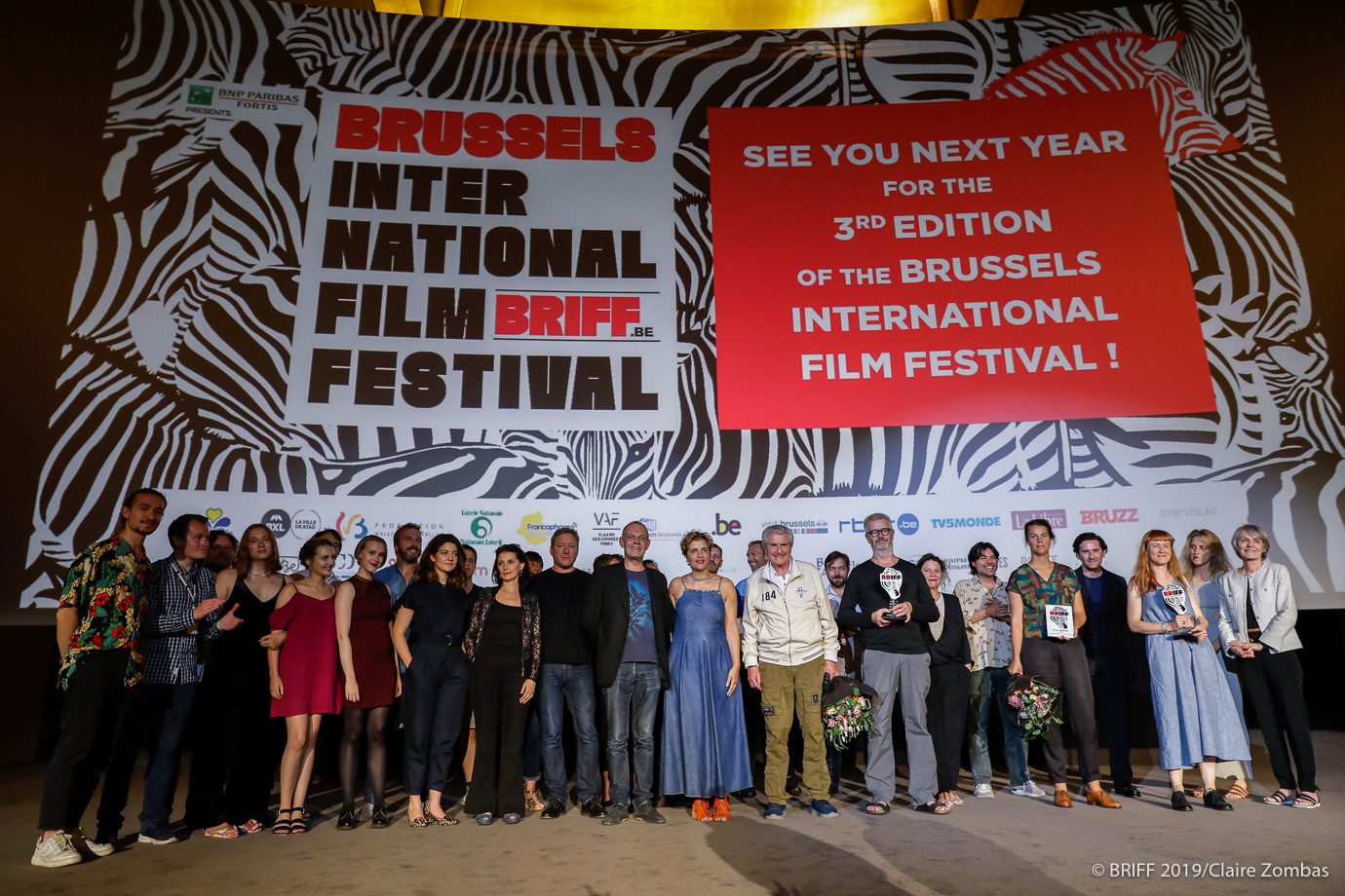 Light as Feather wins Jury price at Brussels international Film Festival 2019! -