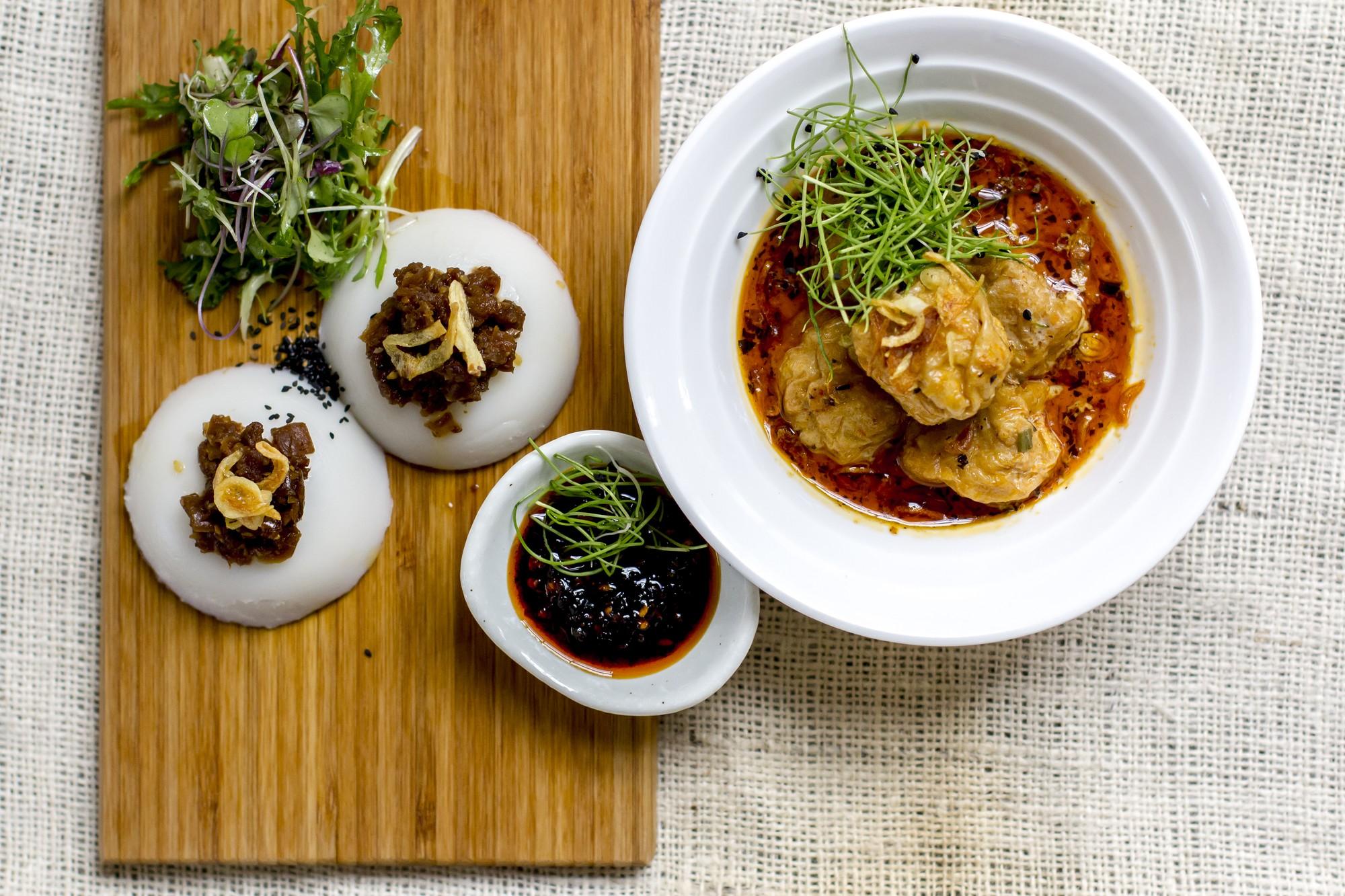 Sample Lunch / Dinner Menu