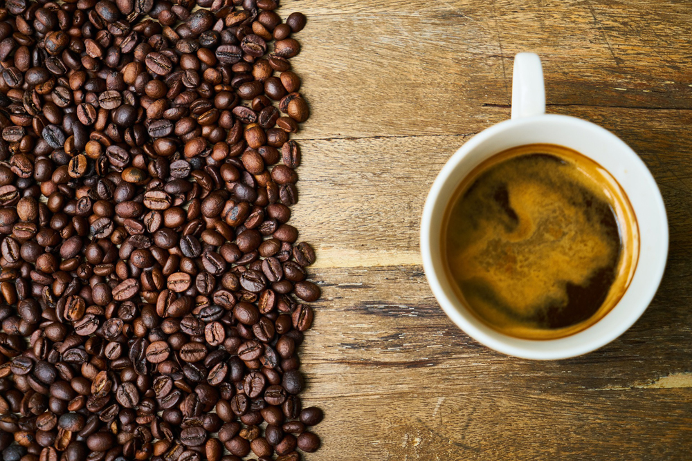 CREATE YOUR PERFECT COFFEE IN JUST A FEW SIMPLE STEPS -