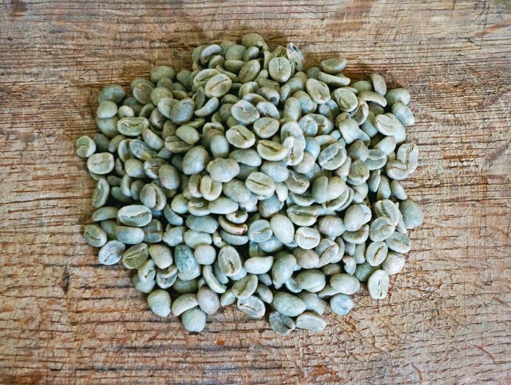 Cracking Beans Costa Rica SHB Verenera Green Coffee Beans