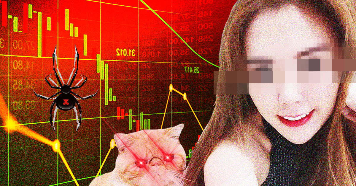 The Black-Widow of Singapore Forex Trading: Police Reports, Intimidation And Suicide. - BY: JONATHAN LEONG