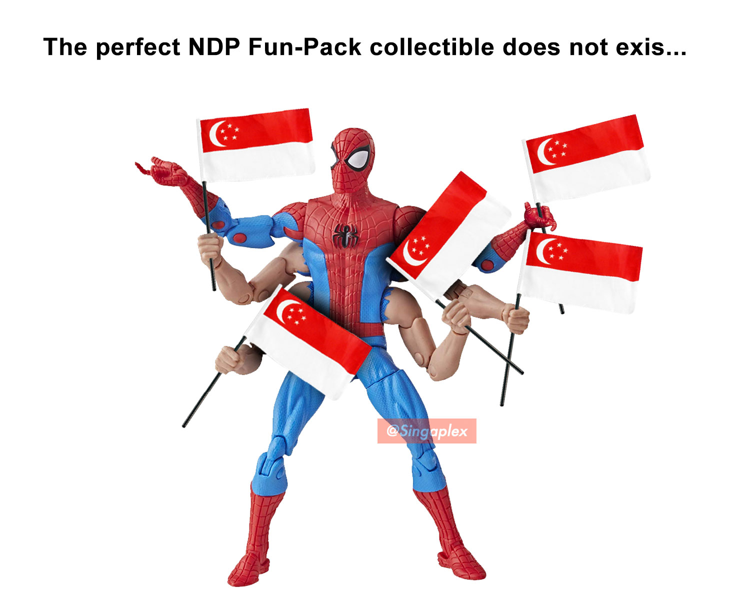 Finally, a NDP fun pack collectible with a longer shelf life…