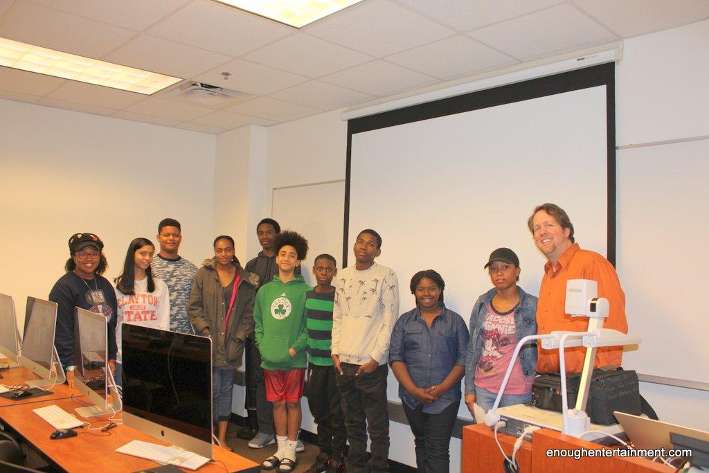 Professor J. Harris- Clayton State University Editing Workshop