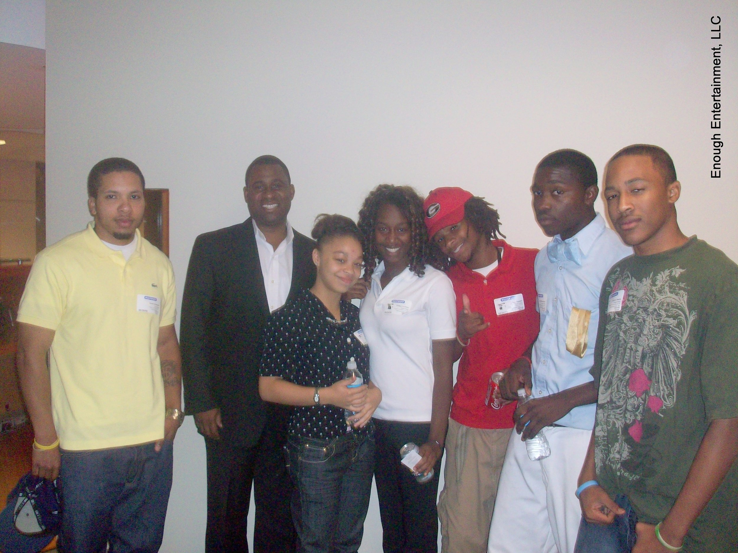 Special Thanks to… Bounce TV President Mr. Ryan Glover