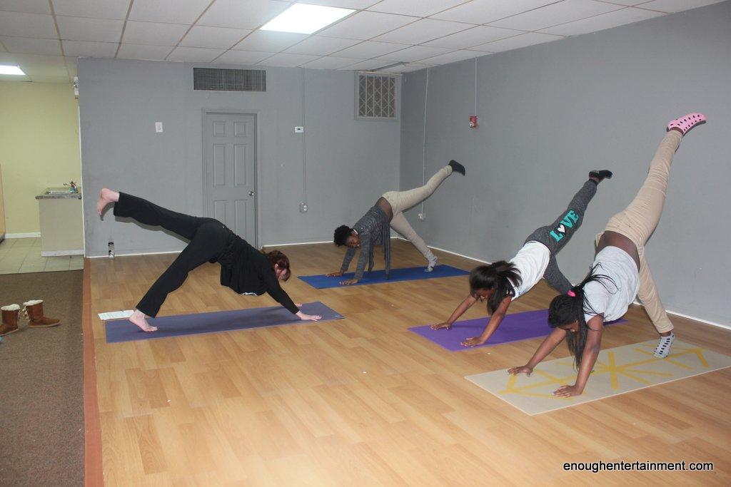 Special Thanks to… Southern Lotus Yoga Studio Mrs. Lara Worsham