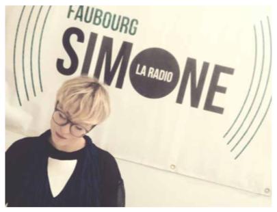 Faubourg Simone, Interview