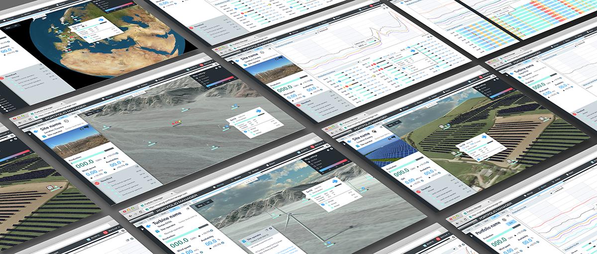 Illustrator /Photoshop screen mockups for stakeholder engagement