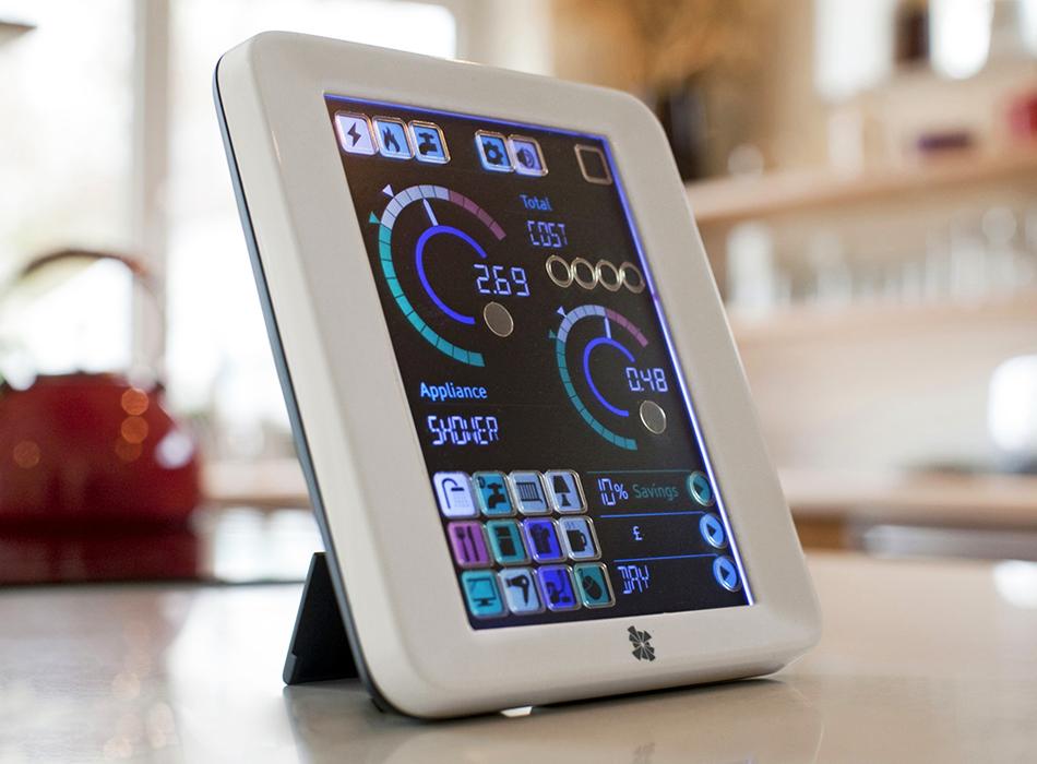 Navetas:  Smart energy in-home display