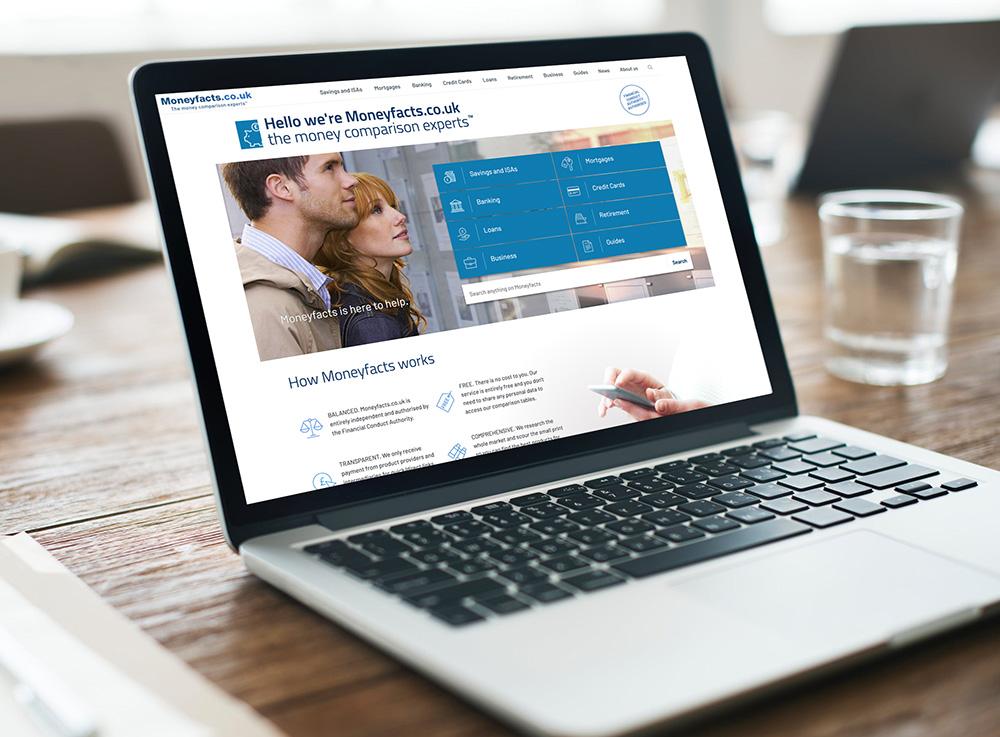 Moneyfacts:  Financial Comparison Site