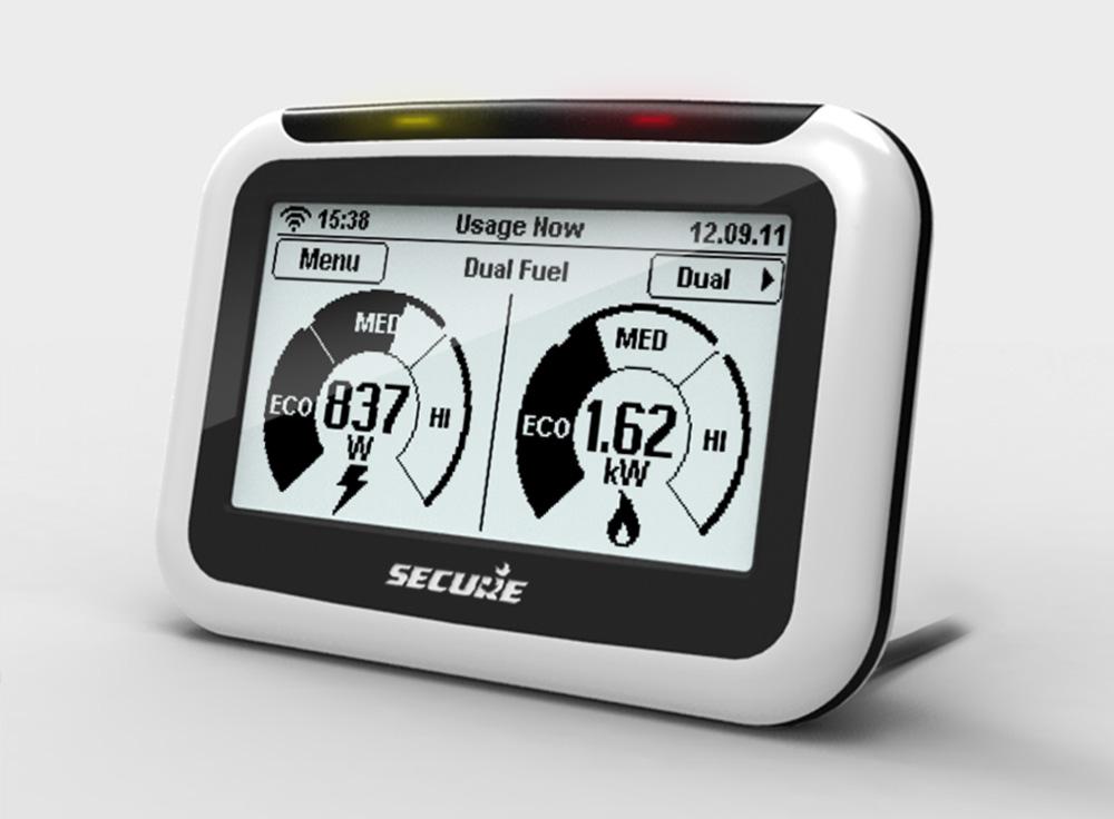 Horstmann Pipit:  Budget smart energy display