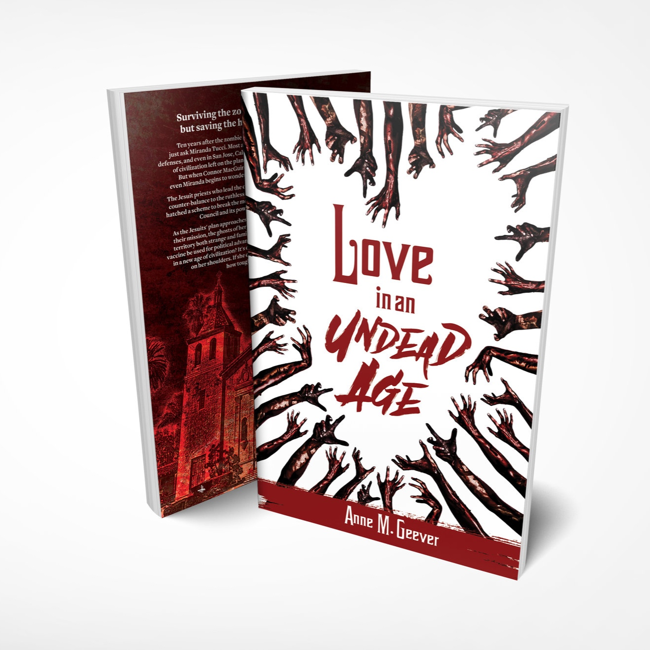 Love in An Undead Age - A modern romance for the coming apocalypse.
