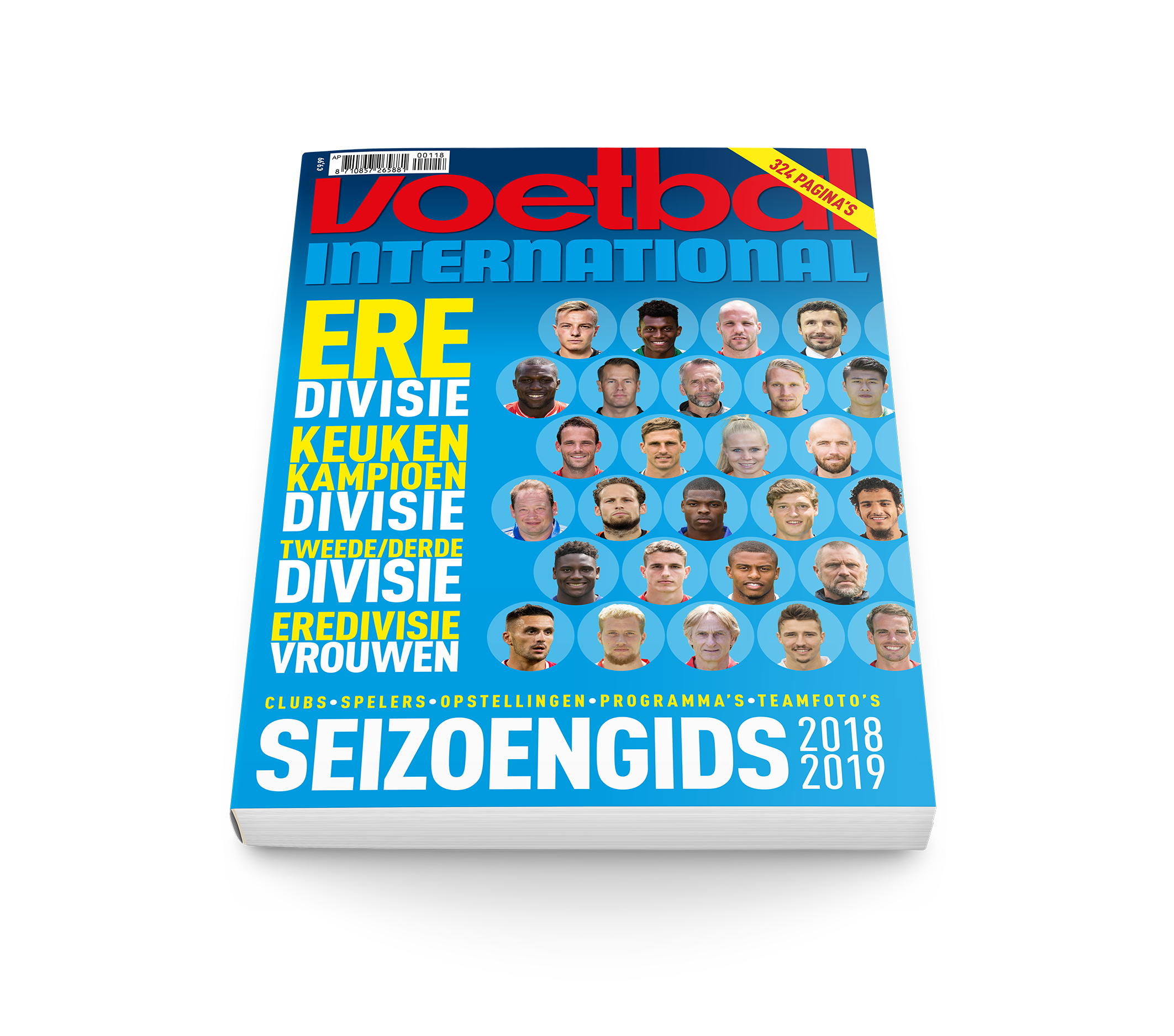 Voetbal International seizoengids 2018-19