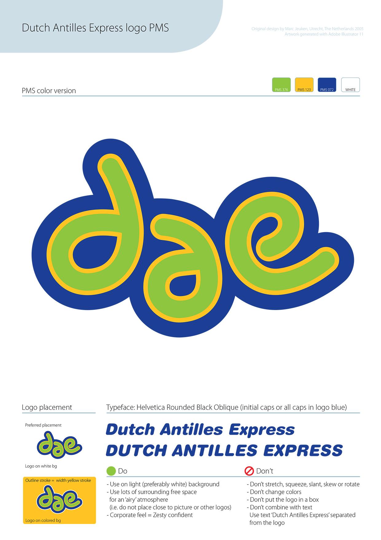 Dutch Antilles Express logo