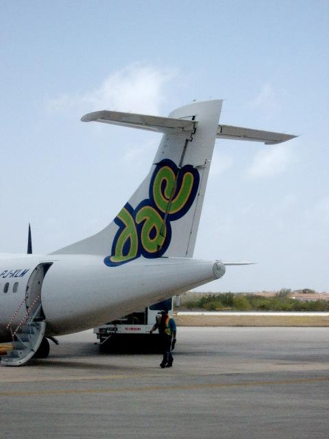 Logo Dutch Antilles Express