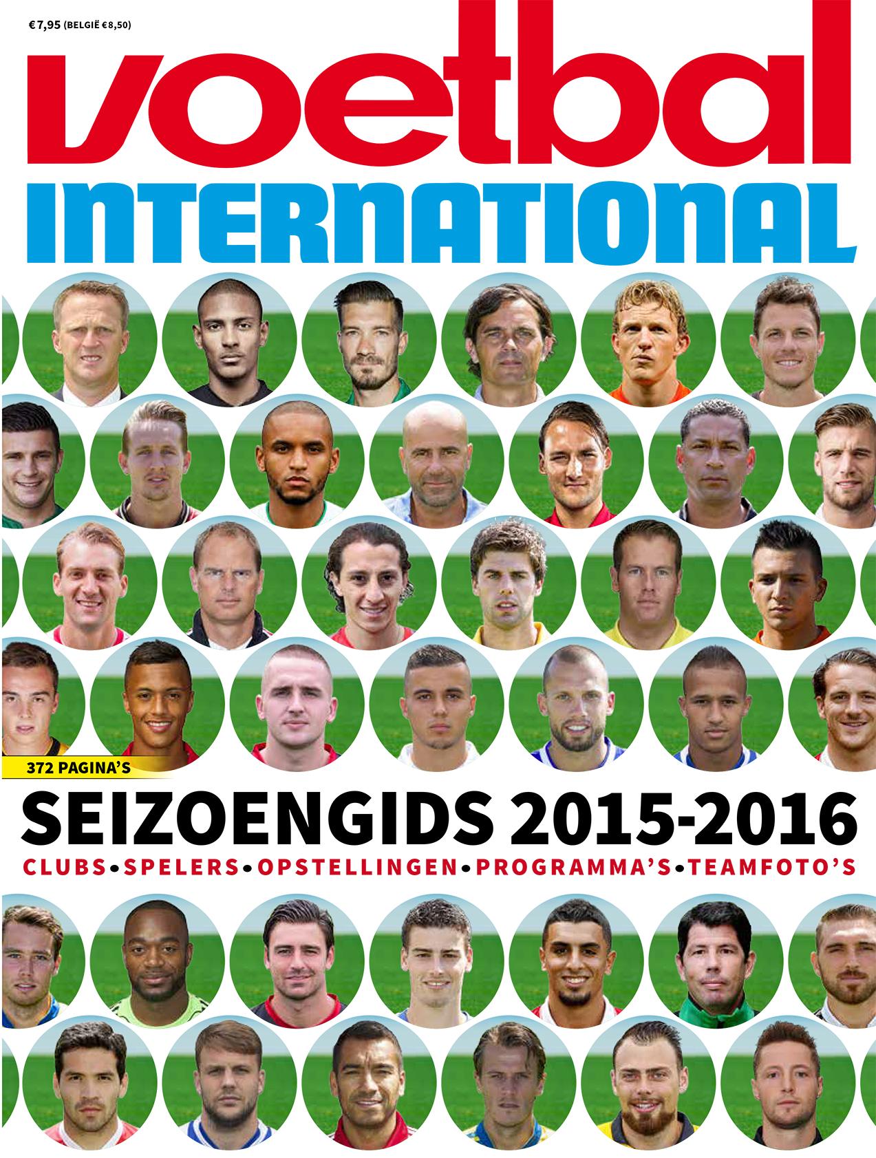 Cover Voetbal International Seizoengids